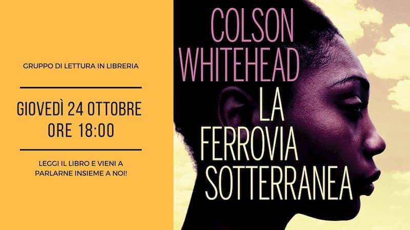 Gruppo Di Lettura di Ottobre da La Gilda Dei Narratori 24 Ottobre 2019 a Messina locandina