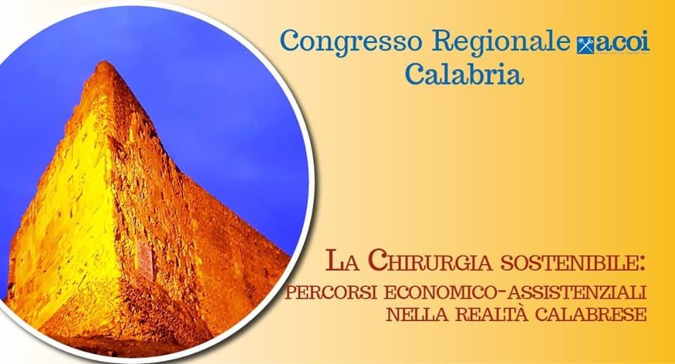La Chirurgia sostenibile in Calabria