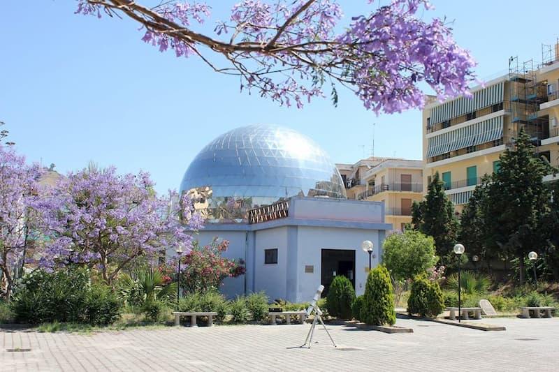 Planetarium Pythagoras Città Metropolitana di Reggio Calabria