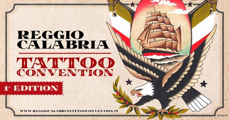 Reggio Calabria Tattoo Convention 2019