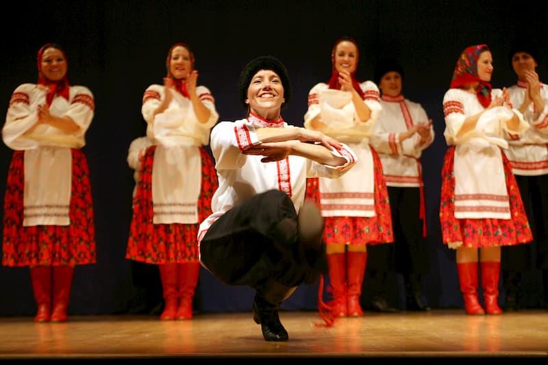 Russian Dances