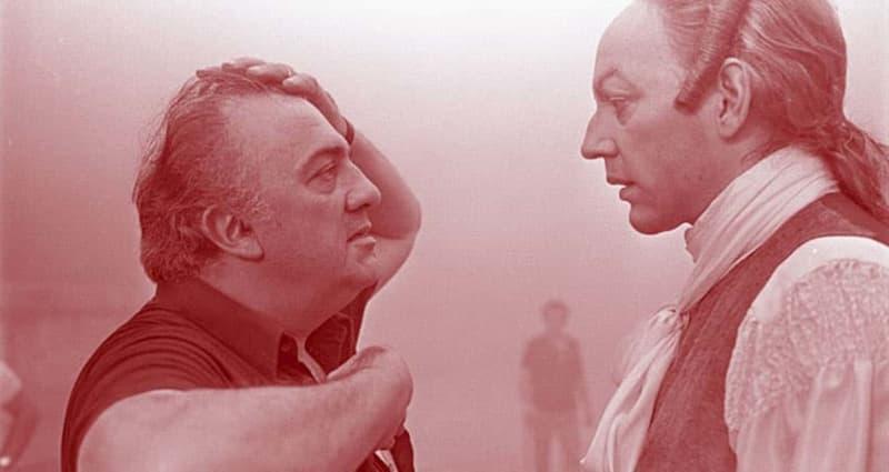 Satyricon Omaggio a Federico Fellini