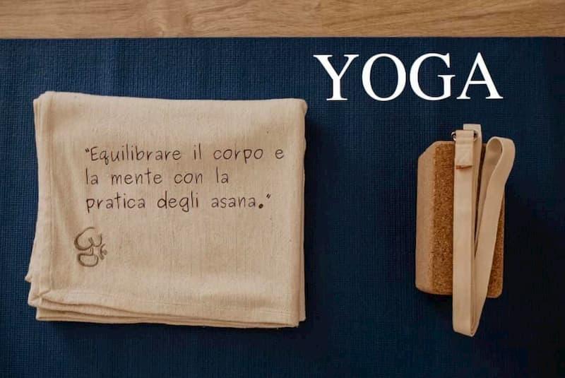 Yoga - Workshop con Ottaviano Fuoco