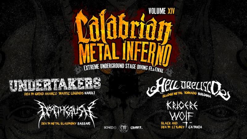 Calabrian Metal Inferno vol.14