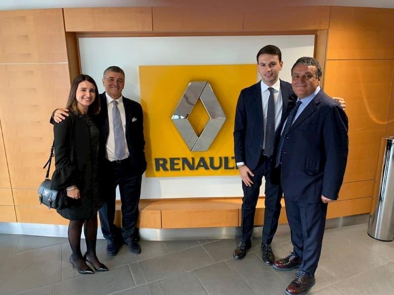 Cosenza Calcio Renault Chiappetta