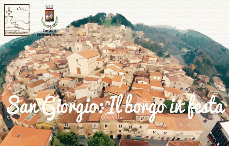 San Giorgio Il borgo in festa