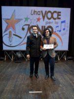 A Sanremo grazie al Festival una Voce per lo Jonio Tommaso Sabatino