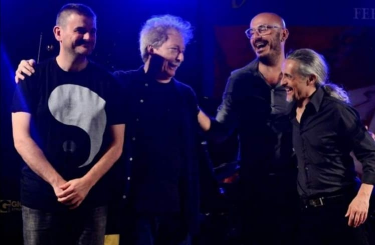 Fabio Concato & Paolo Di Sabatino Messina Teatro Vitt Emanuele