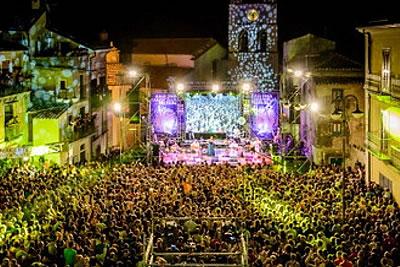Festival in Calabria