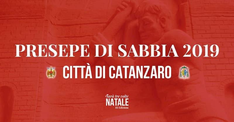 Presepe di Sabbia 2019 - Catanzaro