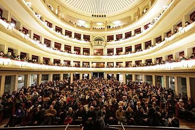 Teatro in Calabria
