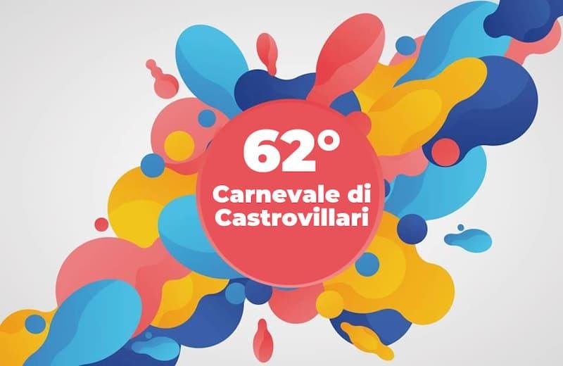 62 Carnevale di Castrovillari 16 al 25 Febbraio 2020 locandina