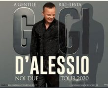 Gigi D'Alessio Noi Due Tour
