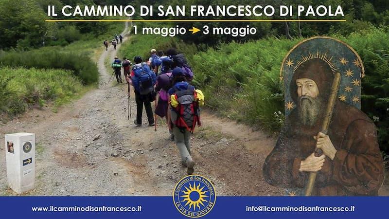 Il Cammino di San Francesco di Paola 2020