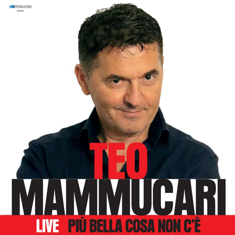 TEO Mammucari - Più Bella Cosa Non C'è