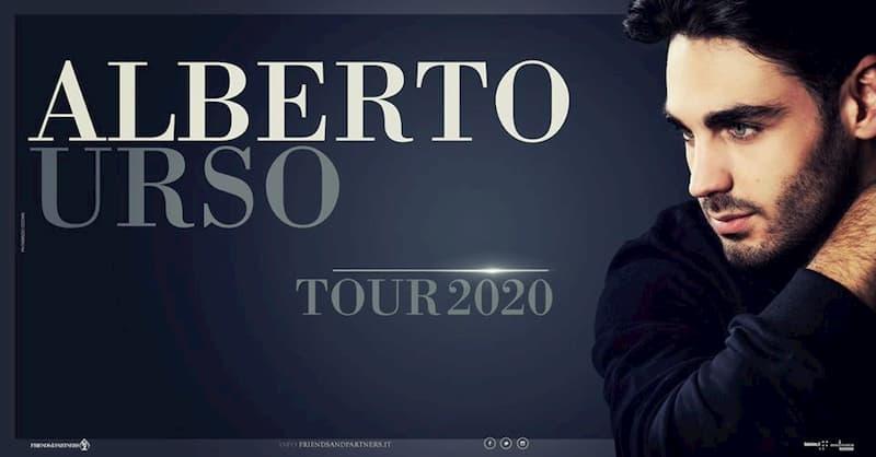 Alberto Urso Tour 2020