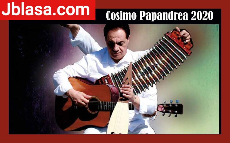 Cosimo Papandrea 2020 live in Concerto