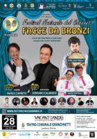 Facce da Bronzi 28 febbraio 2020 - Teatro Grandinetti Lamezia Terme