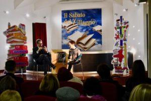 Francesco Messori emoziona il pubblico del «Sabato del Villaggio»