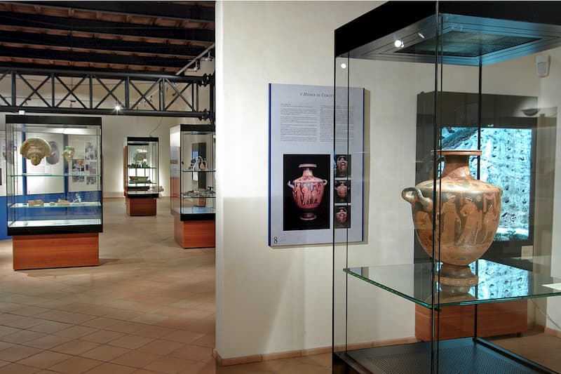 Museo archeologico lametino 2020