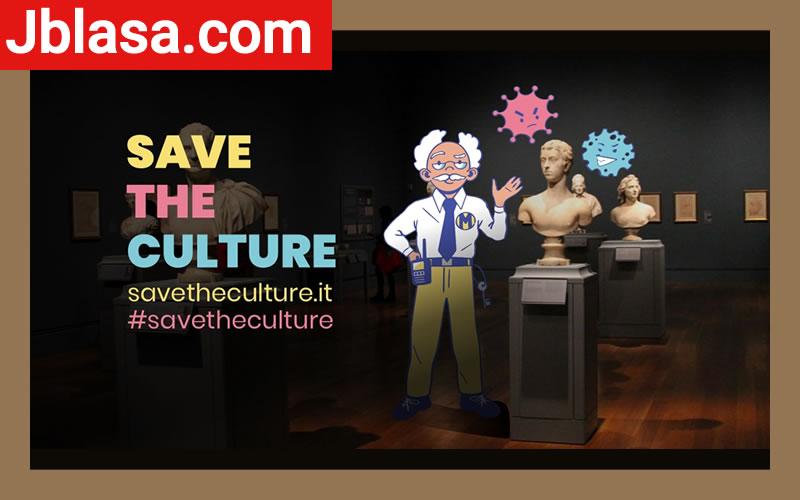 Palazzo Arnone Save the culture