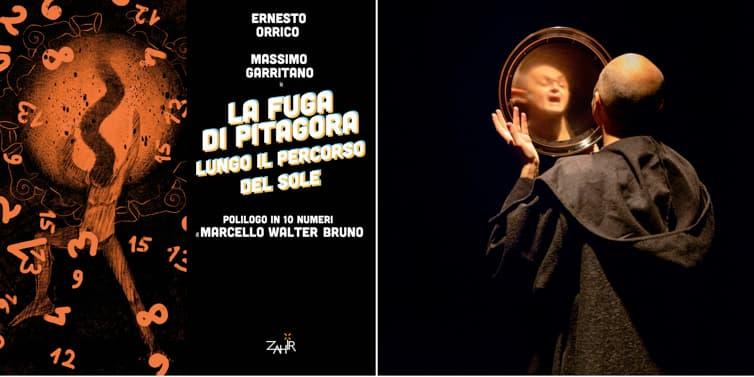 Pitagora e la sua fuga in scena a SpazioTeatro di Reggio Calabria
