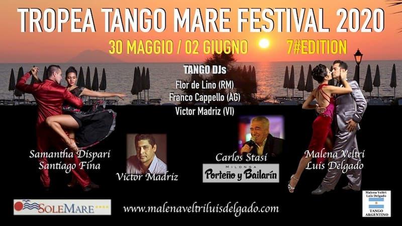 Tropea TANGO MARE Festival 2020