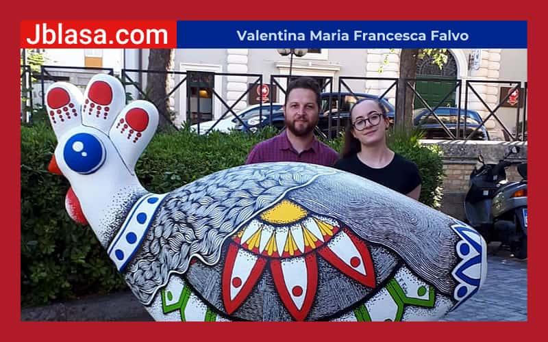 Valentina Maria Francesca Falvo