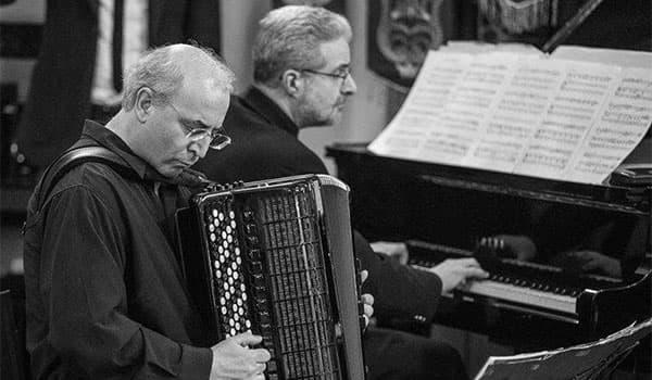 Duo Endrio Luti & Federico Rovini
