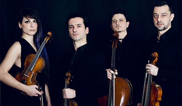 Quartetto d'archi Mirus