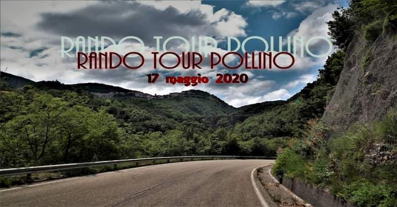 Rando Tour Pollino 17 maggio 2020 Amantea locandina