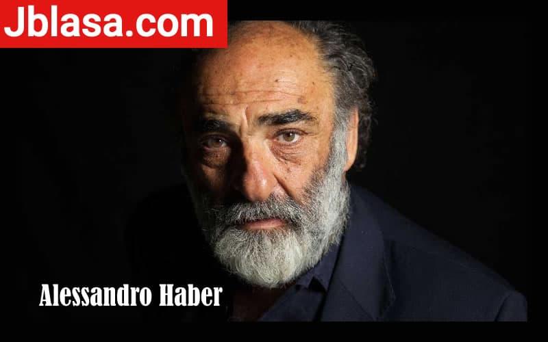 Alessandro Haber a Teatro 2020