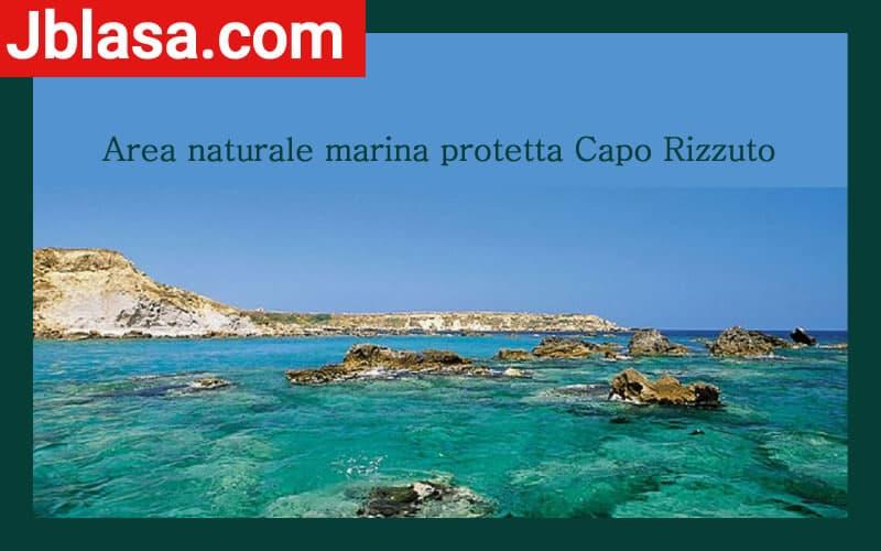 Area naturale marina protetta Capo Rizzuto, provincia di Crotone