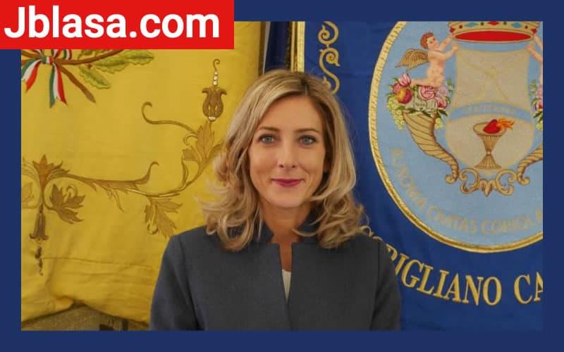 Assessore alla Protezione Civile Tatiana Novello