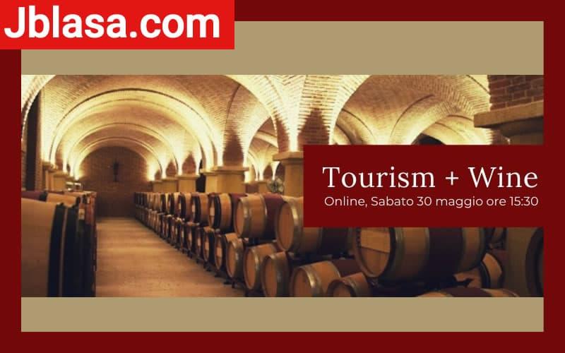 Corso di Comunicazione Tourism + Wine basic steps 1 30 maggio 2020