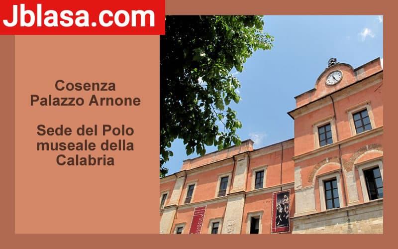 Cosenza Palazzo Arnone Sede del Polo museale della Calabria by Jblasa.com