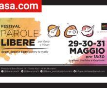 Festival Parole Libere per Ilaria e Miran dal 29 al 31 maggio 2020 evento online locandina