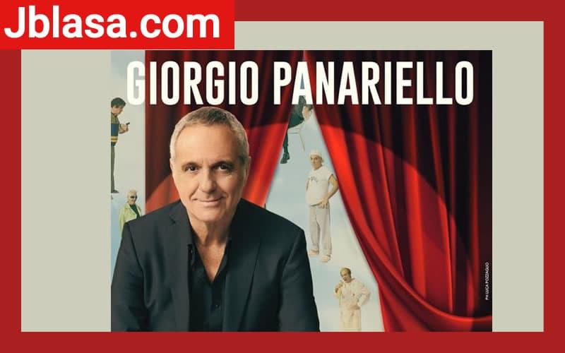 Giorgio Panariello 2020