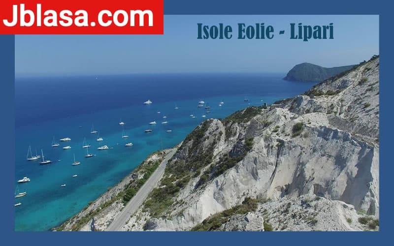 Isole Eolie - Lipari 2020