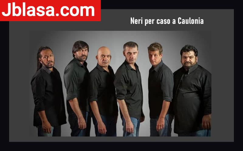 Neri per caso a Caulonia