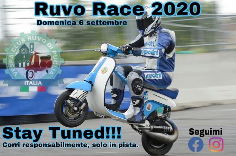 Ruvo Race 2020 6 Settembre 2020