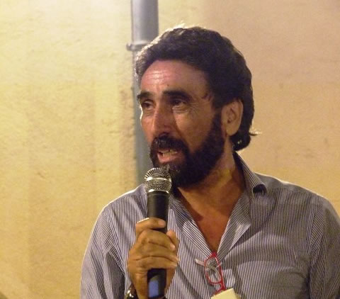 Tonino Tedesco, responsabile dell'Andirivieni Travel