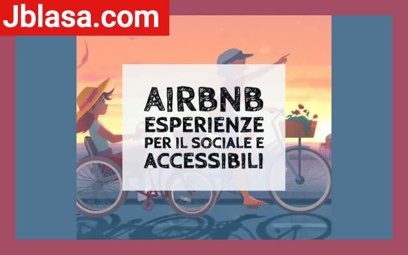 Webinar - Airbnb Esperienze per il sociale e accessibili