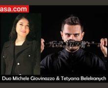 Duo Michele Giovinazzo & Tetyana Belekanych