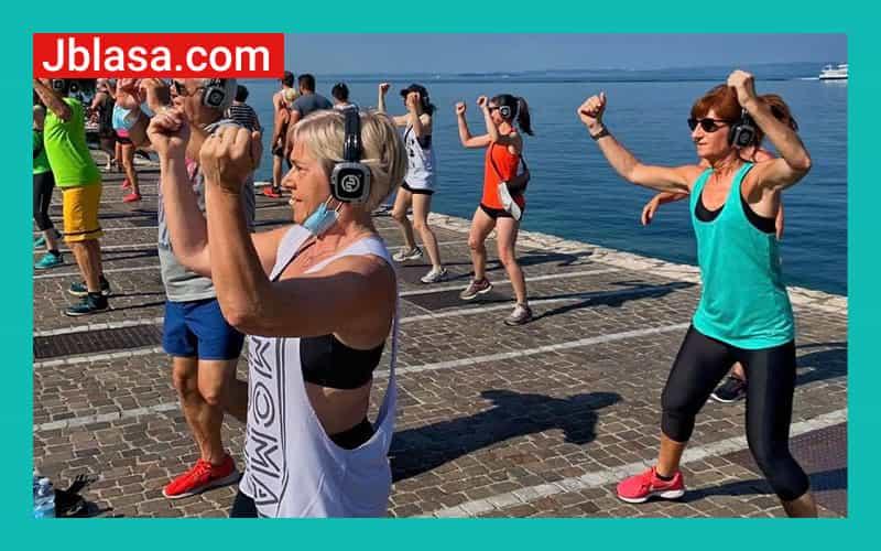 FitnessWalk® sul Lungomare di Reggio Calabria al Tramonto