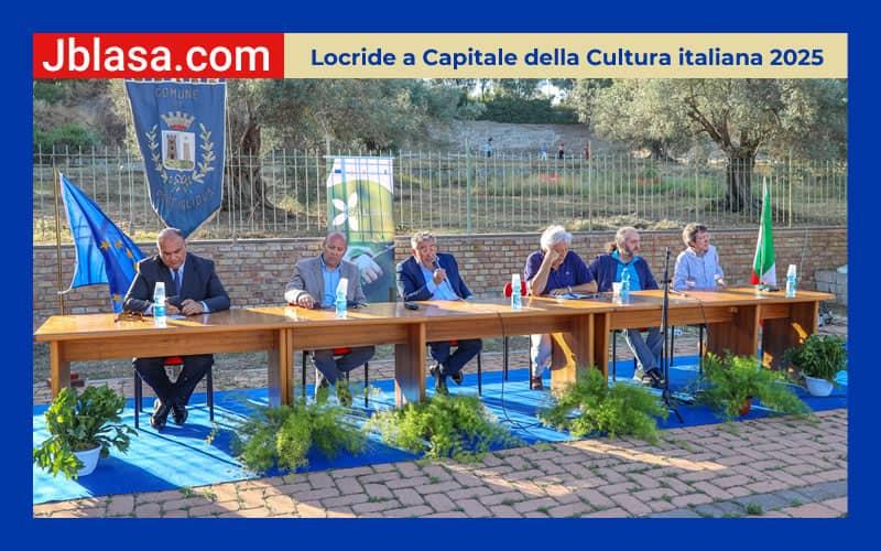 Locride a Capitale della Cultura italiana 2025