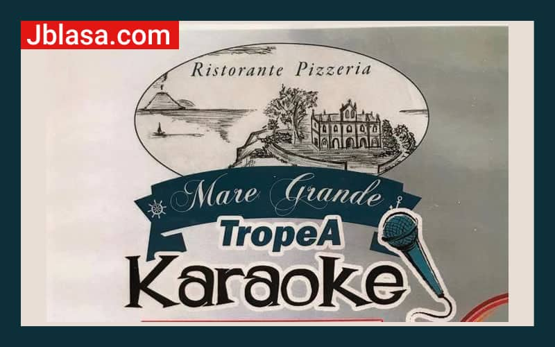 Serata Karaoke Mare Grande Tropea