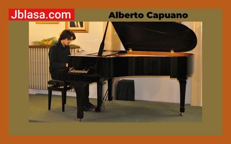 Alberto Capuano - Pianoforte