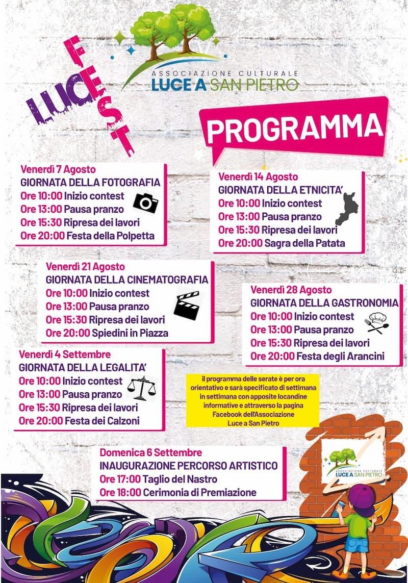 Luce Fest 2020