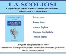 Presentazione libro sulla scoliosi 17 luglio 2020 a Pizzo locandina